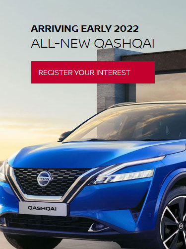 All New Qashqai